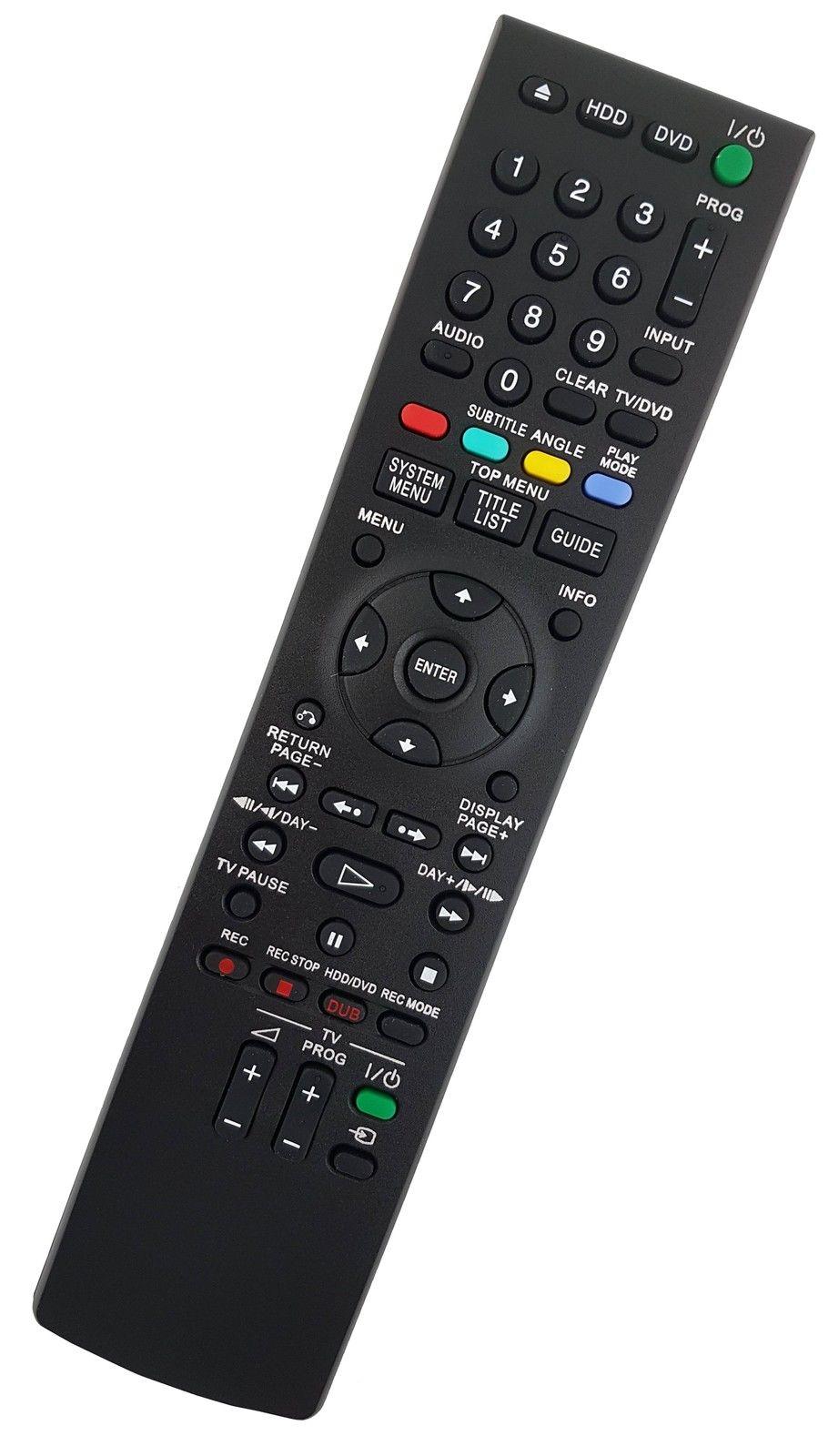 Service Remote Control For Sony J-6090-203-A J6090203A RDR-HX650 RDR-HX750 RDR-HX950 RDR-HX780 RDR-HX680 DVD Service Recorder