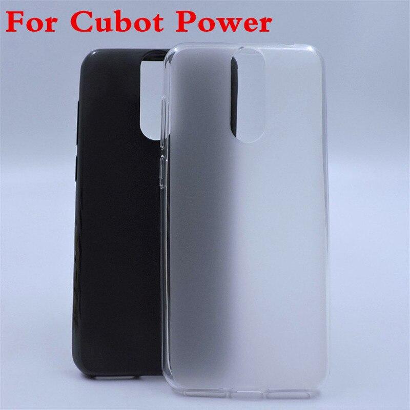 "Funda de silicona suave de lujo para teléfono cubot Power 5,99 ""Fundas traseras para cubot Power 5,99"" Coque Fundas Shell Capa"