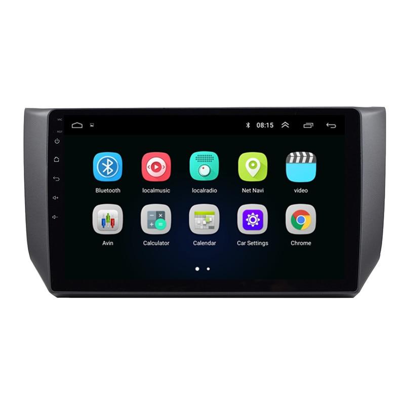 """ChoGath 10 """"Android 8,1 Car Radio GPS reproductor de navegador para Nissan Sylphy B17 Sentra sin Canbus"""