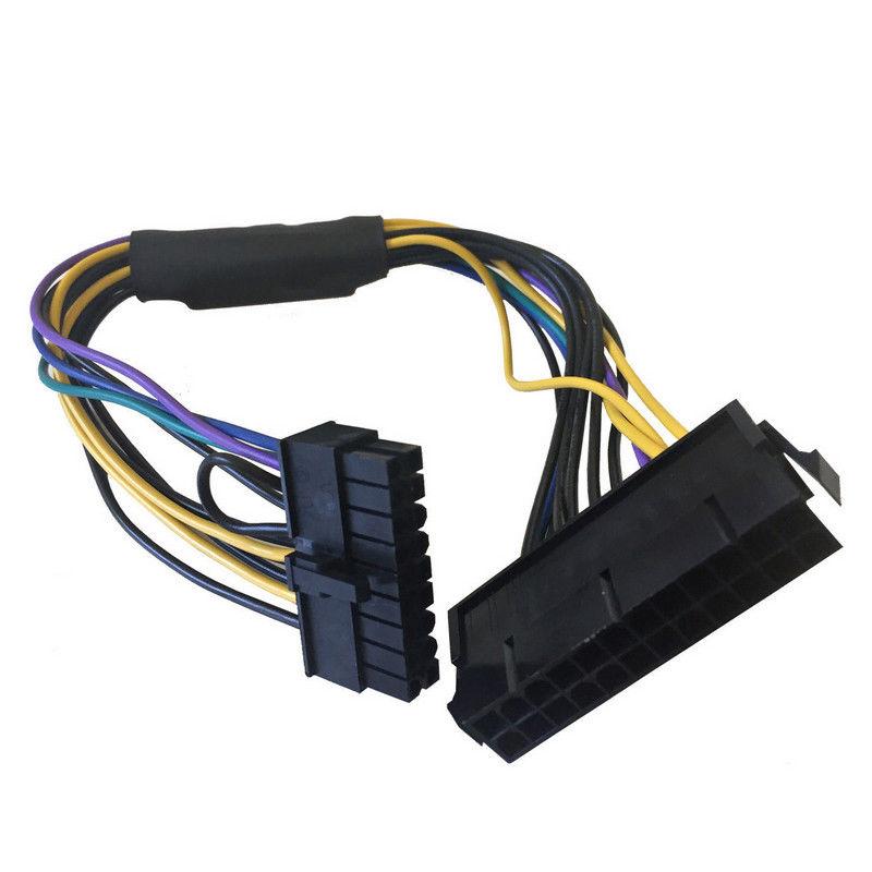 24 Pin к материнской плате 18 Pin ATX PSU кабель адаптера питания 18AWG для HP Z230 Z420 Z620 рабочей станции