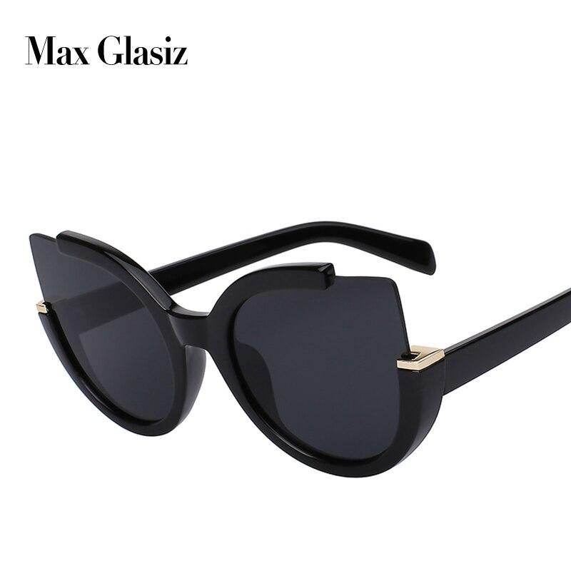 Cat Eye New Vintage Sunglasses for Women Women Fashion Trendy Sun Glasses UV400 Points Cateye Retro Female Stylish Eyewear