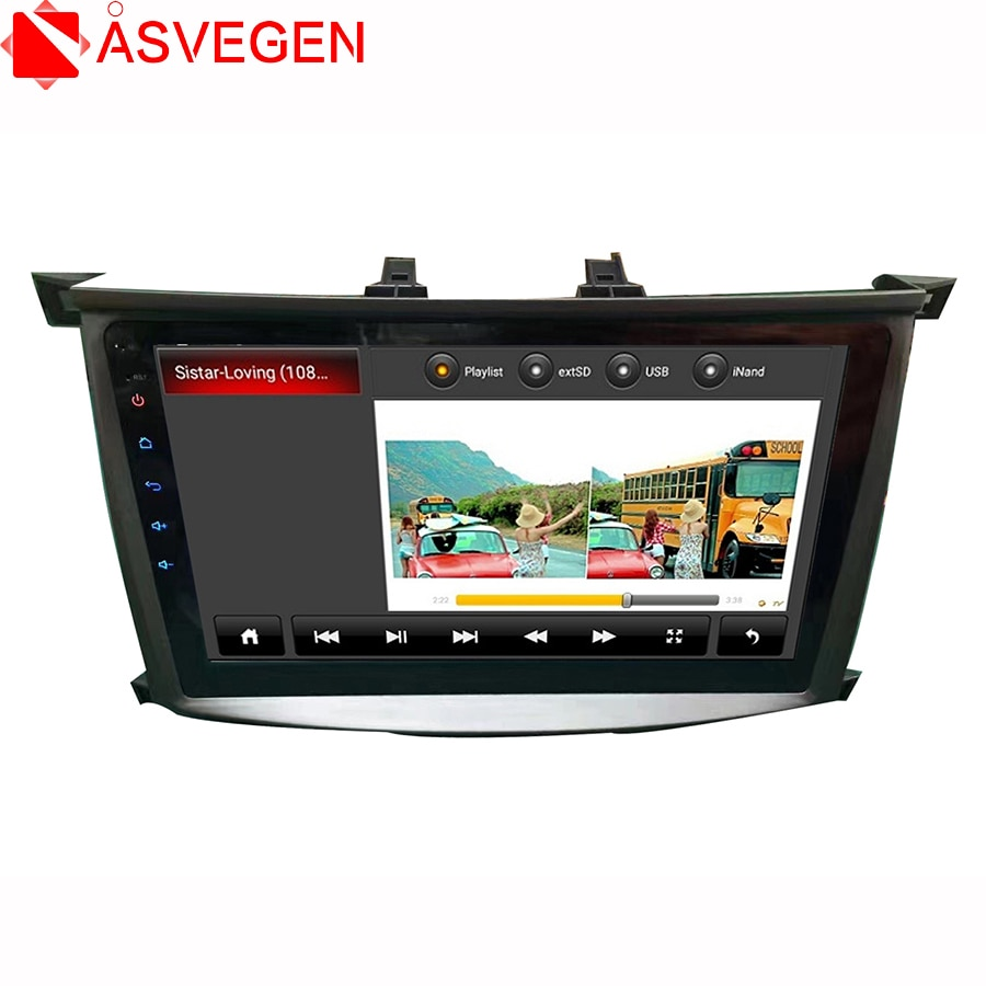 Estéreo de coche para Toyota Land Cruiser Android 7,1 Quad Core navegación GPS de coche Auto Radio Audio reproductor de vídeo Multimedia