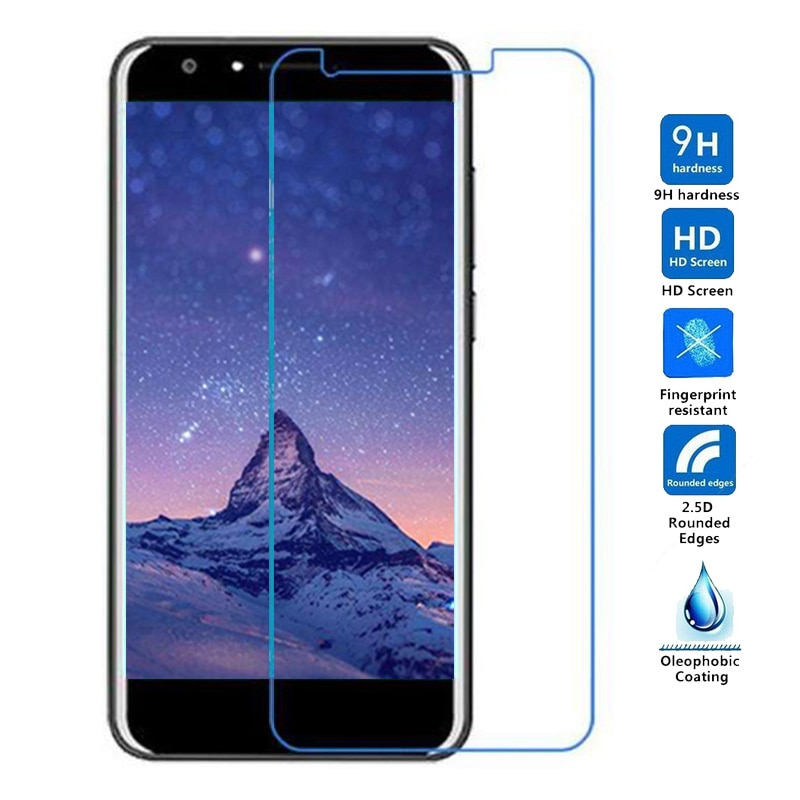 Tempered Glass For Doogee Y6 Screen Protector For Doogee X5 Pro X20 X20L X30 X30L X5 X5S X6 Pro X10 Y300 Glass Protective Film
