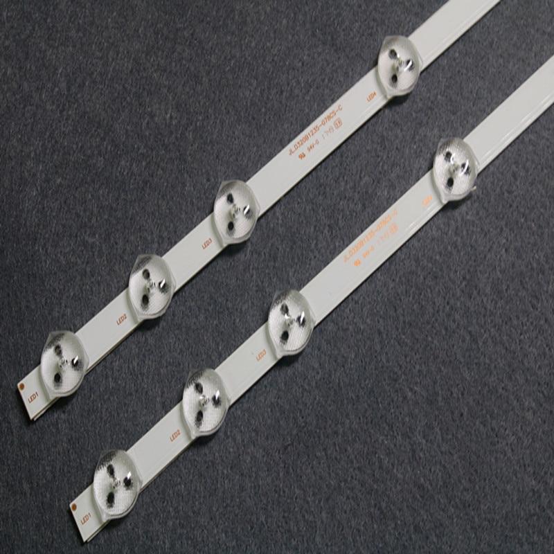AliExpress - 2 PCS 11LED 575mm LED backlight strip for VESTEL 32 inch REV0.2 VES315WNDS-01 32HXC01U 32D1333DB VES315WNDL-01