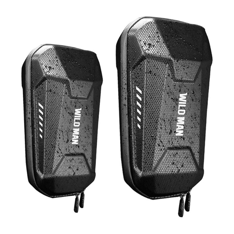 Bolsa Universal de mango de cabeza de Scooter eléctrico, bolsa de carcasa dura de EVA, bolsa de Scooter Eléctrico para Xiaomi M365 ES1 ES2 ES3 ES4, bolsa de bicicleta