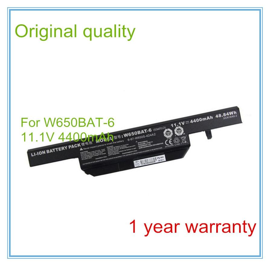 Оригинальный аккумулятор 11.1v 4400 мАч 48.84Wh для K610C K650D K570N K710C K590C K750D, серия, бесплатная доставка