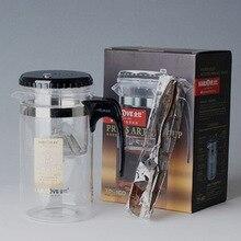 100% Genuine TP-140 Kamjove Art Tea Cup * Mug & Teapot 300ml 10.14 fl oz Teaports Glass tea Kettle Elegant cup kamjove tea pot