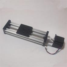 SWMAKER C-BEAM KIT dactionneur linéaire avec moteur pas à pas NEMA 23 CNC kit dassemblage de Z-AXIS M8 vis à tête linéaire 250mm/500mm/1000mm