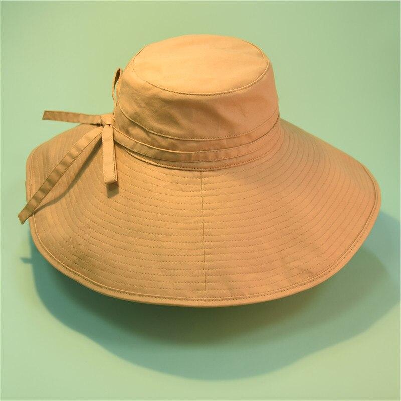 Folding Bucket Hat New Spring Summer Hats For Women Men Simple Fisherman Hat Female Flat Cap Bob Mens Panama Fishing Cap