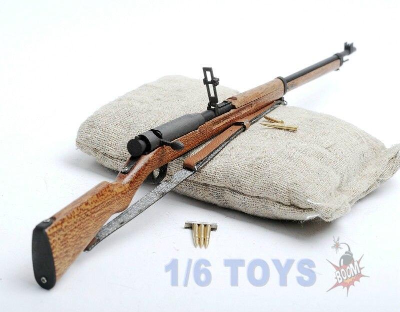 Модель 1/6 года, японское оружие в виде солдата во время ВОВ, весы Arisaka Ti-Lite T8007, металлические пушки 38