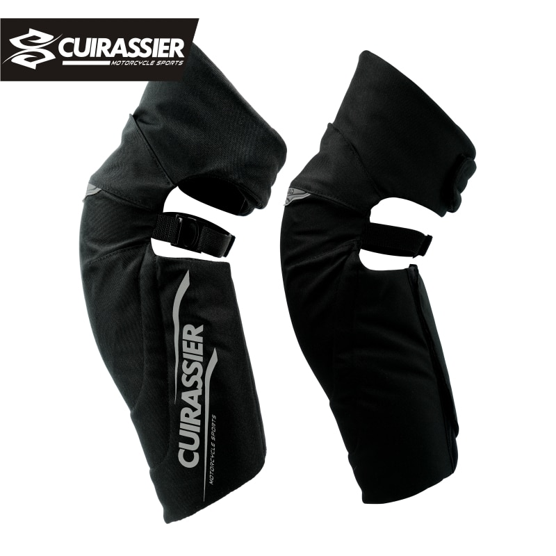 Cuirassier K03 Motorcycle Knee Protector Motocross Guards Warm MX Pads Outdoor Sports Warm Motorcycle Equipment Moto Knee Pads leg warmers women warm knee kneepad slim knee protector room outdoor breathable thermal knee pads to keep warm