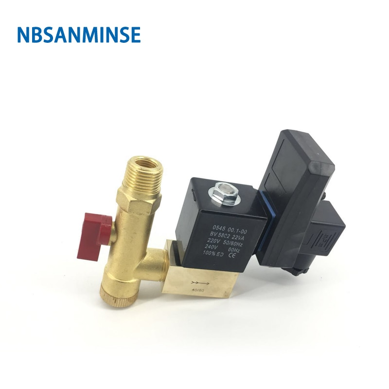 7pcs valves transmission solenoids 6hp19 6hp21 6hp26 6hp28 for bmw for audi gearbox solenoid valve set 6hp26 6hp28 zf6hp26 vites SR-G-15 4Mpa G 1/2  High Pressure Solenoid For Electronic Drain Valves Air Compressor Valve Brass Solenoid Drainer NBSANMINSE