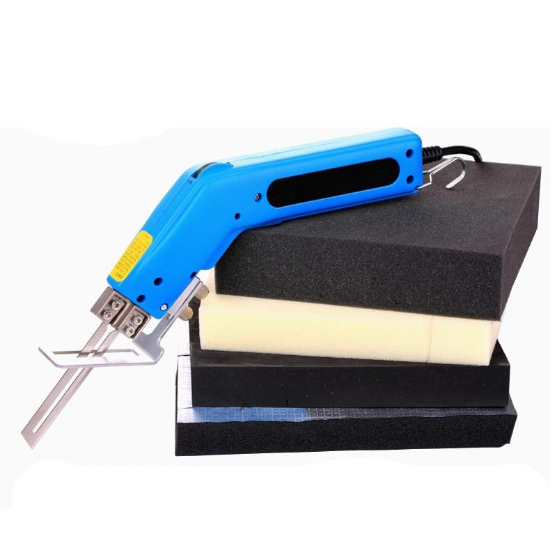 DIY Multi-functional Mini Portable Cutting Machine Sponge Eagerly Cutter EVA Hot Melt Knife Electric Knife Plastic Cutting Knife