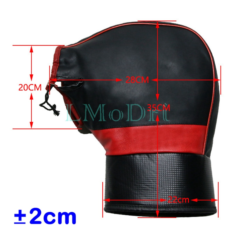 LMoDri Motorcycle Scooter Hand Warm Gloves Motorbike Thickening Hands Warmer Coves Coldproof Handlebar Muffs Waterproof enlarge