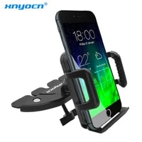 universal car cd slot phone mount holder stand cradle for mobile phone cell phone for iphone6s 7 for lg g5 for samsung galaxy s7