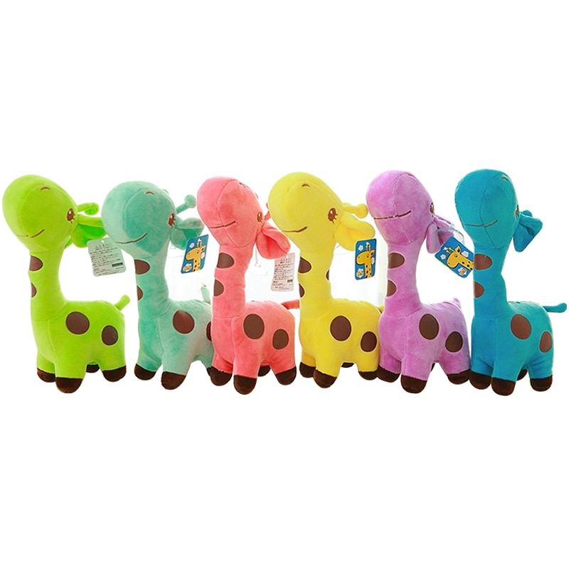 1 шт. плюшевый жираф для девочек 18 см|birthday baby|birthday gifts for mumbirthday party cake pictures |