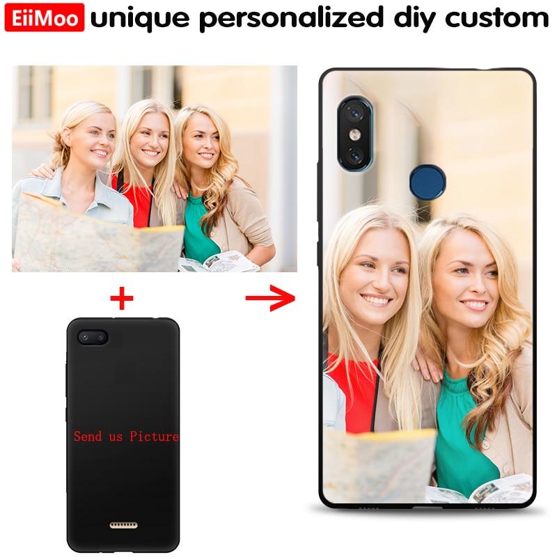 Чехол для телефона EiiMoo на заказ для Huawei Honor V 20 10 9 8C 8S 7i 6X 6C Pro 8X Max 7i View 10 9 8 Lite 9N V9 7C 7A, чехол для фото