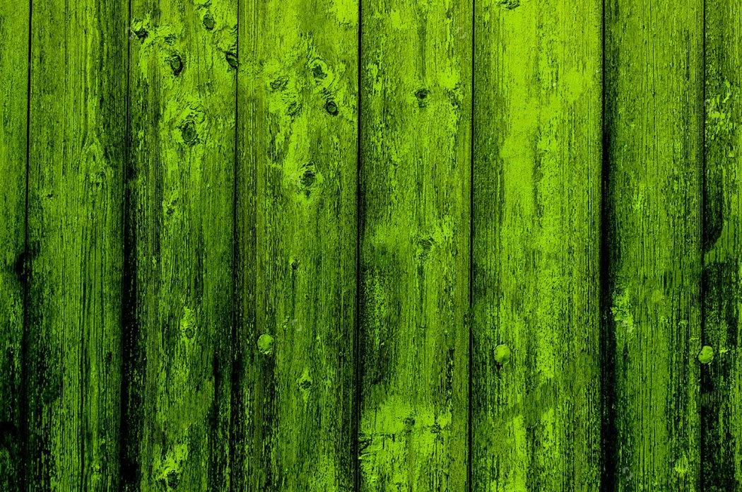 Fondos de vinilo de alta calidad para pared con imagen de ordenador valla verde oscuro