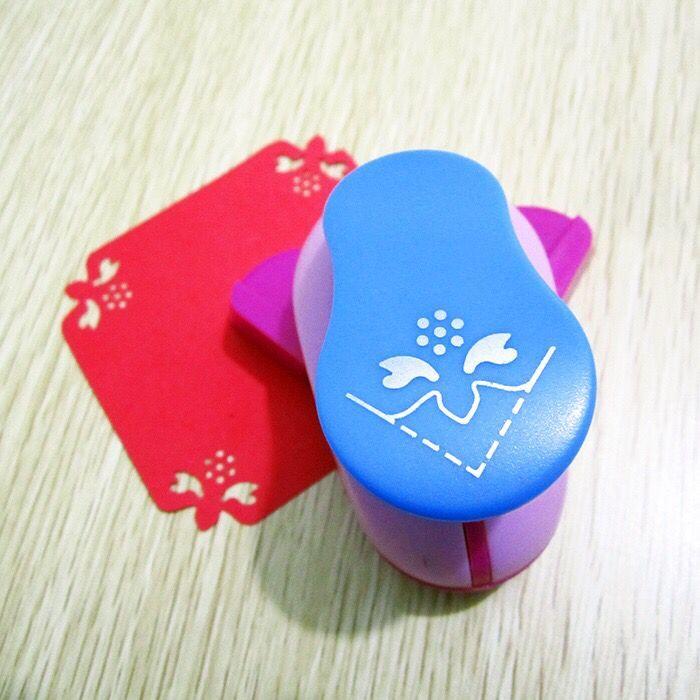 Embossing DIY Corner Paper Printing Card Cutter Scrapbook Shaper large Embossing device Hole Punch Kids Handmade Craft gift