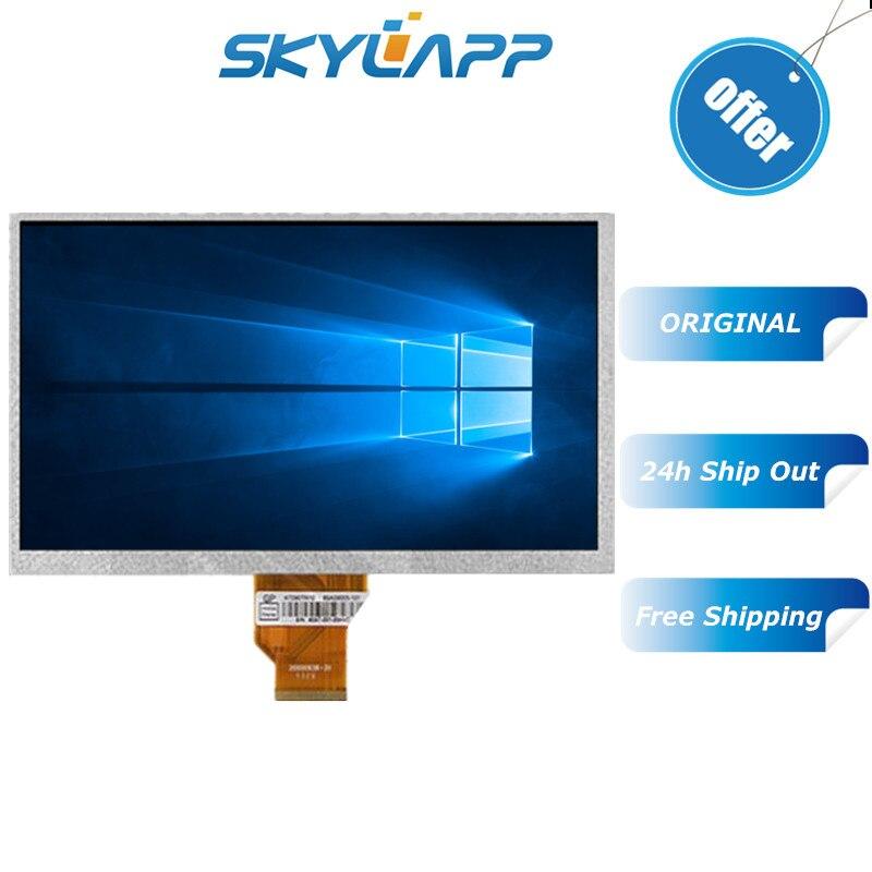 Pantalla LCD Original de AT090TN12-3.5 pulgadas AT090TN10/KW 20000938/L900D50-B-00/HYB090F5006 LCD de mesa envío Gratis