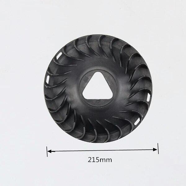 Flywheel Cooling Fan for HONDA GX340 11HP GX390 13HP 188F GX 340 390 Engine Motor Generator Water Pumps Replace 19511 ZE3 000