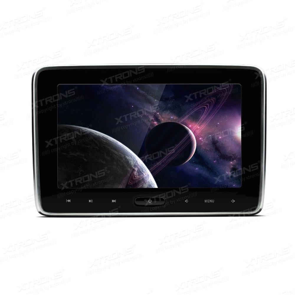 "Xtrons 10,1 ""auto kopfstütze dvd-player auto autoradio hd digital tft screen touch panel mit hdmi-anschluss"
