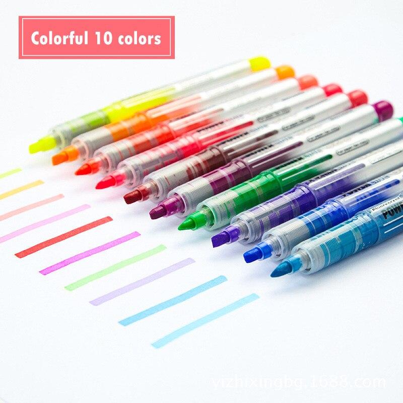 diritto-colore-liquido-evidenziatore-penna-studente-penna-di-indicatore-qualsiasi-combinazione-di-10-colori-pennarello-penna-forniture-per-ufficio-di-cancelleria