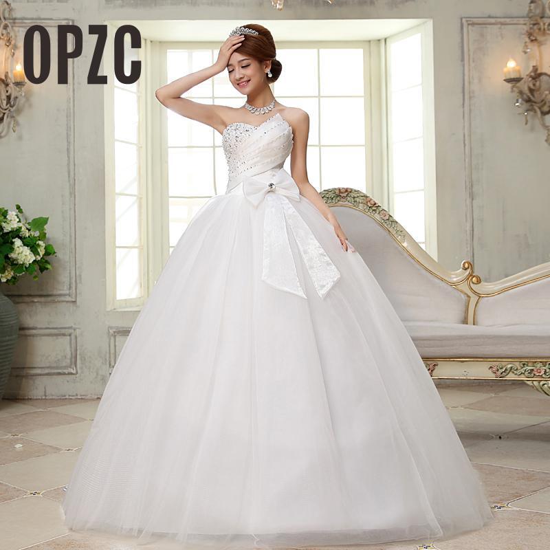 صور حقيقية vestido de noiva de 2021 وصول جديد فاخر الأورجانزا حمالة مع القوس الماس كريستال قبالة الكتف الأميرة 24
