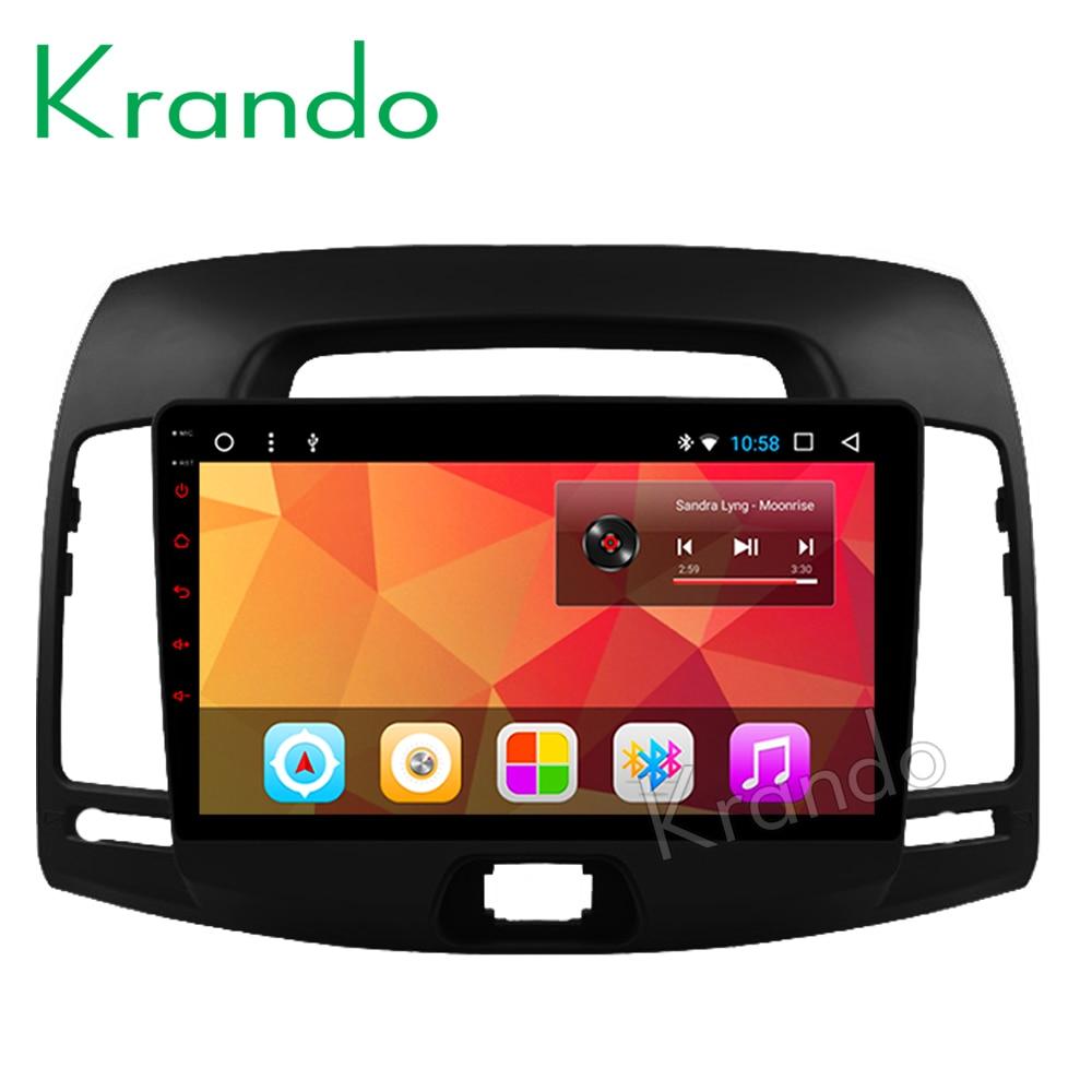 Krando Android 8,1 9