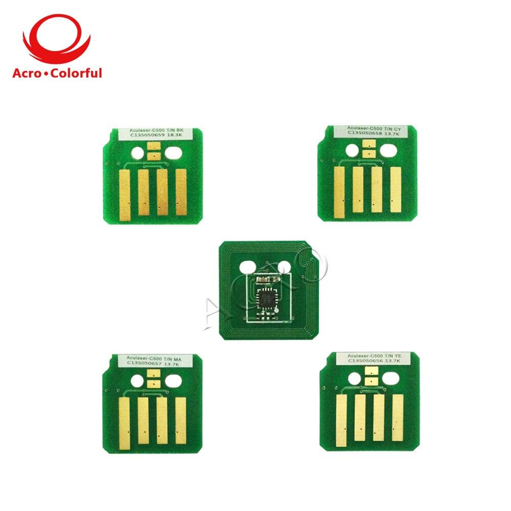 10K LPB3T21 chip de cartucho de tóner para Epson LP-S3000 LP-S2000 impresora láser de recarga