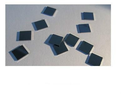 Oblea de silicio de un solo cristal de 10 UDS-sustrato de silicio-pulido de un solo lado-oblea Epitaxy-Recubrimiento-N/P opcional-
