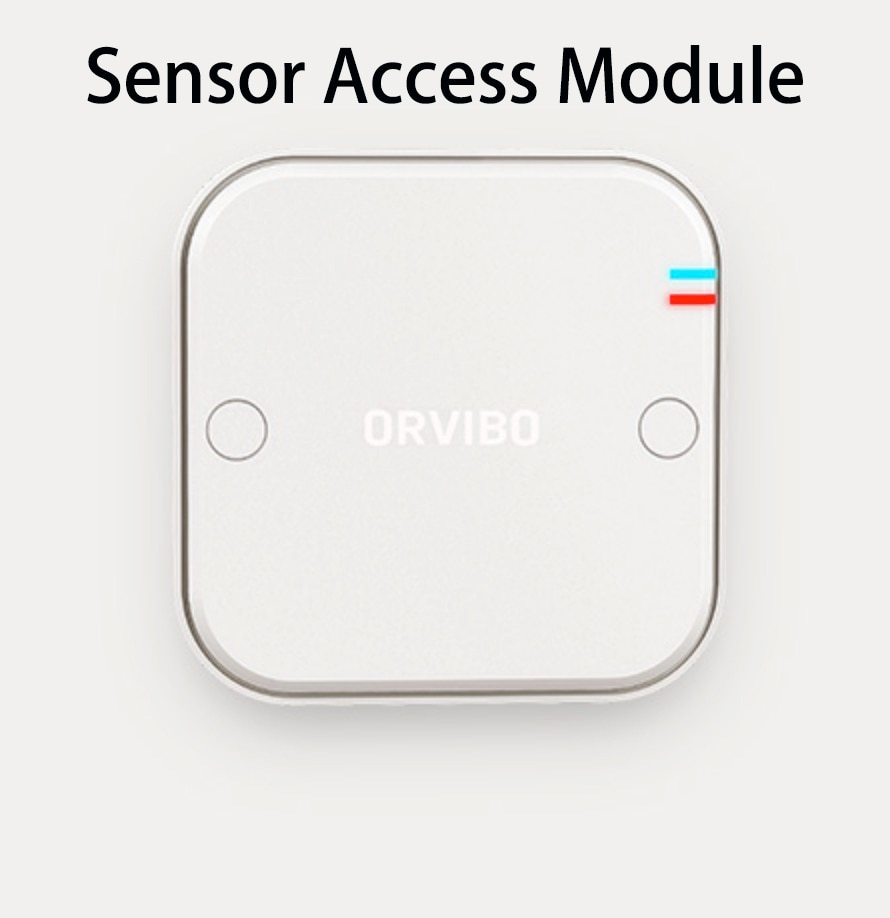 Zigbee Sensor Access Module Transforms the signal from traditional wired sensors to Zigbee wireless signal,makes them smart