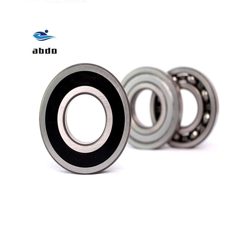 10 unids/lote 6801 2RS 6801ZZ 6801 ZZ 12x21x5mm 6801 rodamiento de Metal blindado de pared delgada rodamiento de bolas de ranura profunda envío gratis
