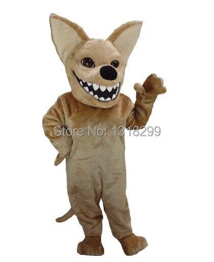 mascot Chihuahua Dog mascot costume fancy dress custom fancy costume cosplay theme mascotte carnival costume