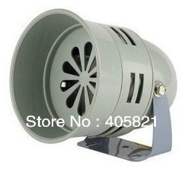 De plástico MOTOR sirena MS-290A 116dB AC220V AC110V DC24V DC12V