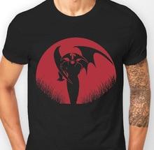 Devilman lune rouge Crybaby aller Nagai Anime Manga t-shirt t-shirt toutes les tailles t-shirt en vrac
