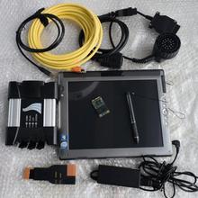 Bmw icom-pc portable 480 go   Go, processeur L7400 4g, avec diagnostic bmw, garantie de 3 ans,