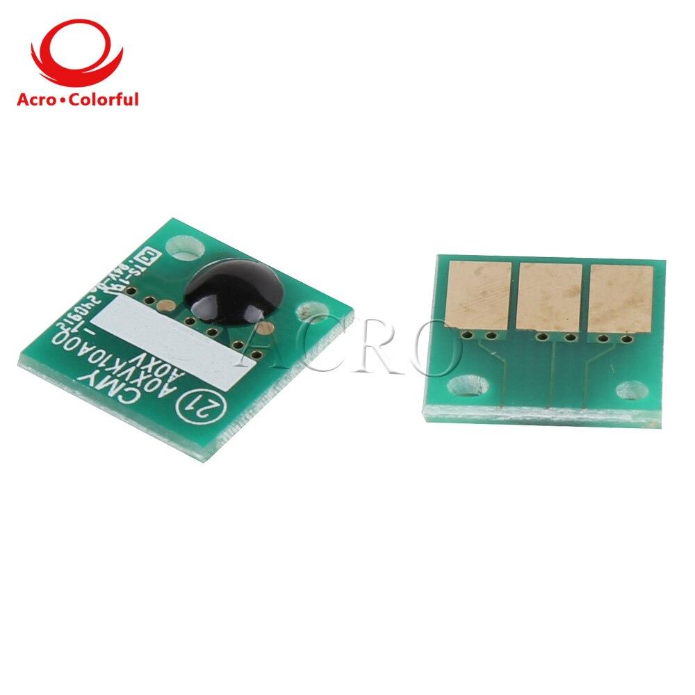 DR-311 Compatible toner chip for Minolta Bizhub C220 C280 C360 C7822 for Develop Ineo+220 +280 laser printer cartridge copier