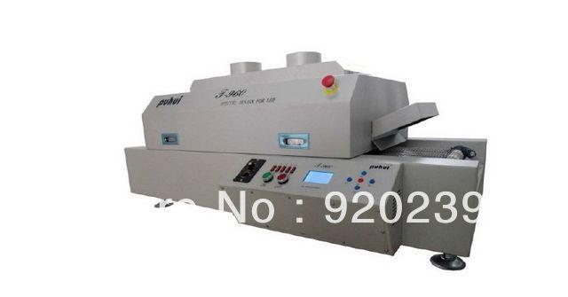Fonte de Luz Refluxo de Solda Parque de Estacionamento do Sistema da Máquina Nova Refluxo Forno – T-960 Led