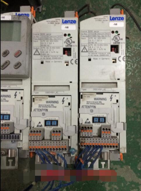 Onduleur E82EV551_4C 0,55kw   Un utilisé, 90% apparence, garantie 3 mois, en stock