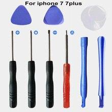 8 in 1 Reparatur Tools Kit Für iphone 5 5s 5c 6 6s plus 7 7 Plus 8 8 Plus X XS XR XS Max Telefon schraubendreher Öffnung Set Für Samsung