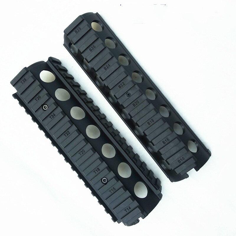 Náilon fishbone para jinming 9 gen.9 gel blaster modificação elétrica explosão blaster modificação acessórios