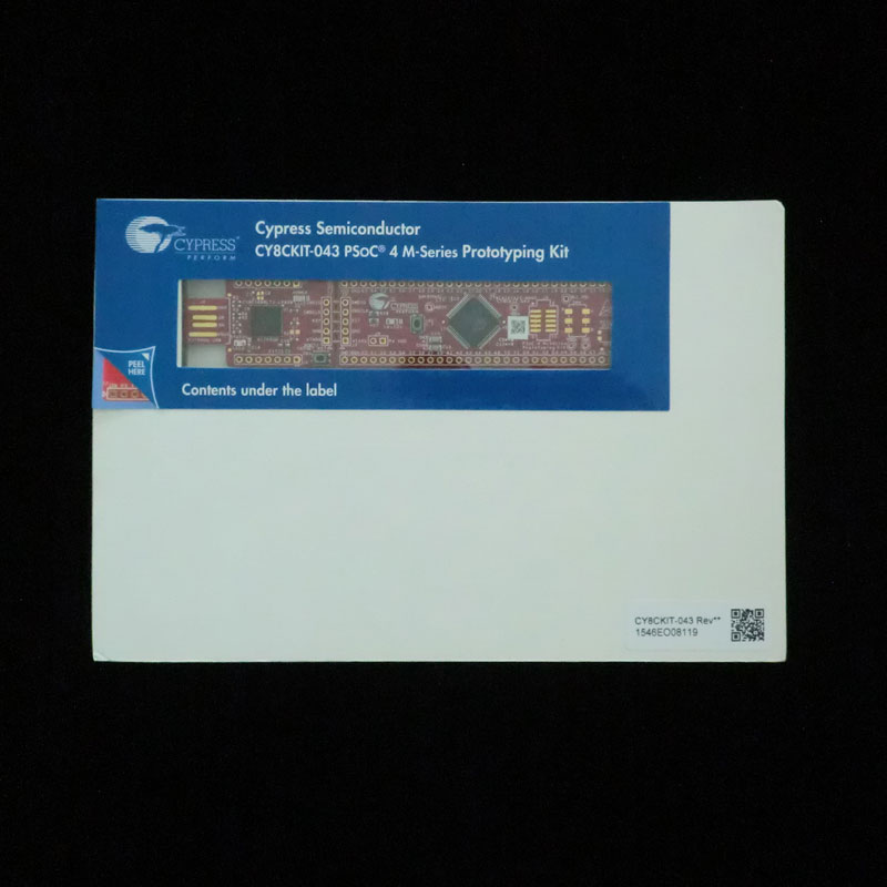 Placas de Desenvolvimento 1 pcs x CY8CKIT-043 & Kits BRAÇO-PSoC 4 M Kit de Prototipagem CY8CKIT 043