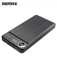 Remax 20000 mAh Power bank Dual USB LCD Display Tragbare Externe Batterie Ladegerät Für iPhone XS Xiaomi Samsung Huawei Power