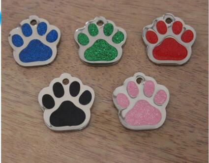 علامات تحديد الكلب المخصصة ، علامة علامة الحيوانات الأليفة المخصصة ، بيع ساخن ، رخيصة ، تحديد طوق تحديد الكلب