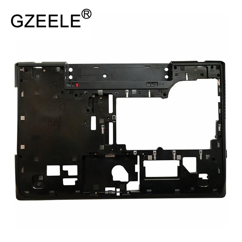 "Nueva funda de portátil GZEELE para Lenovo Ideapad G700 G710 Series 17,3 ""cubierta inferior Base 13N0-B5A0701 cubierta inferior negra"