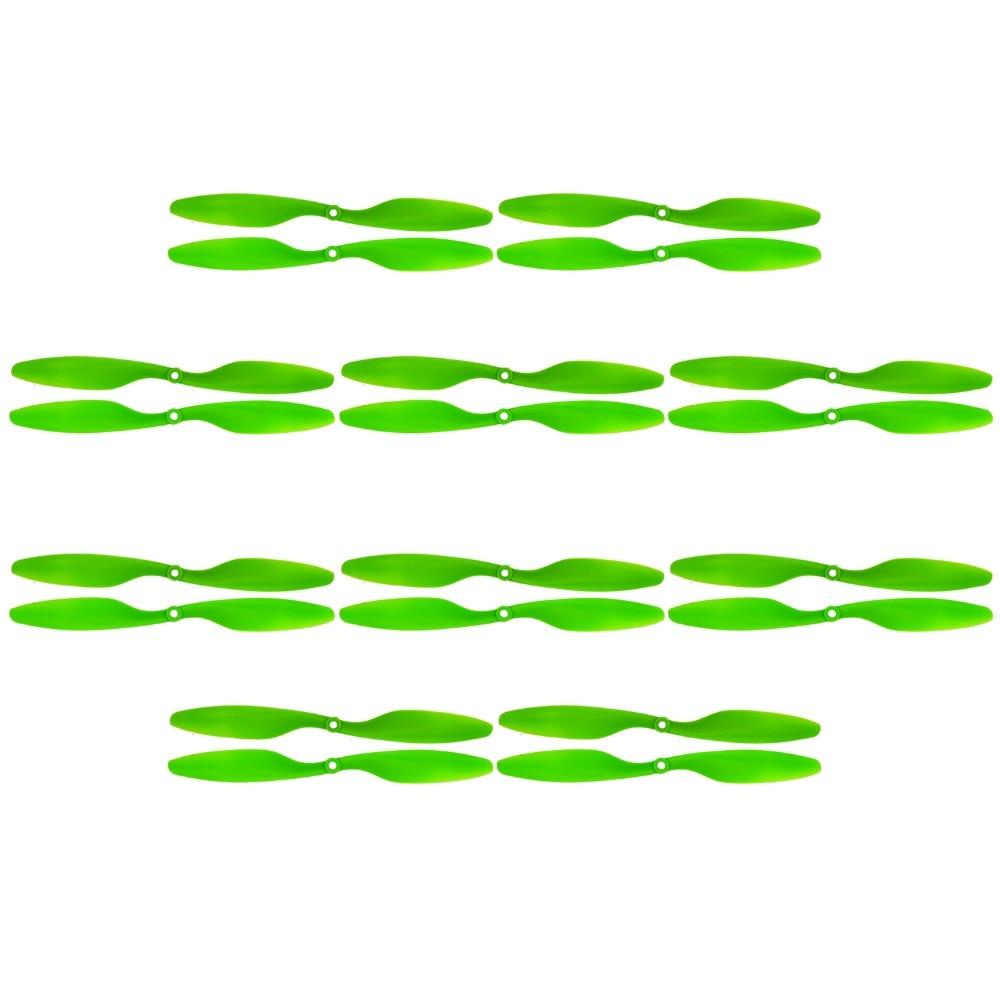 1045 Props Green 10x4 5 Cw Ccw Propeller for Multicopter Quadcopter Fpv enlarge