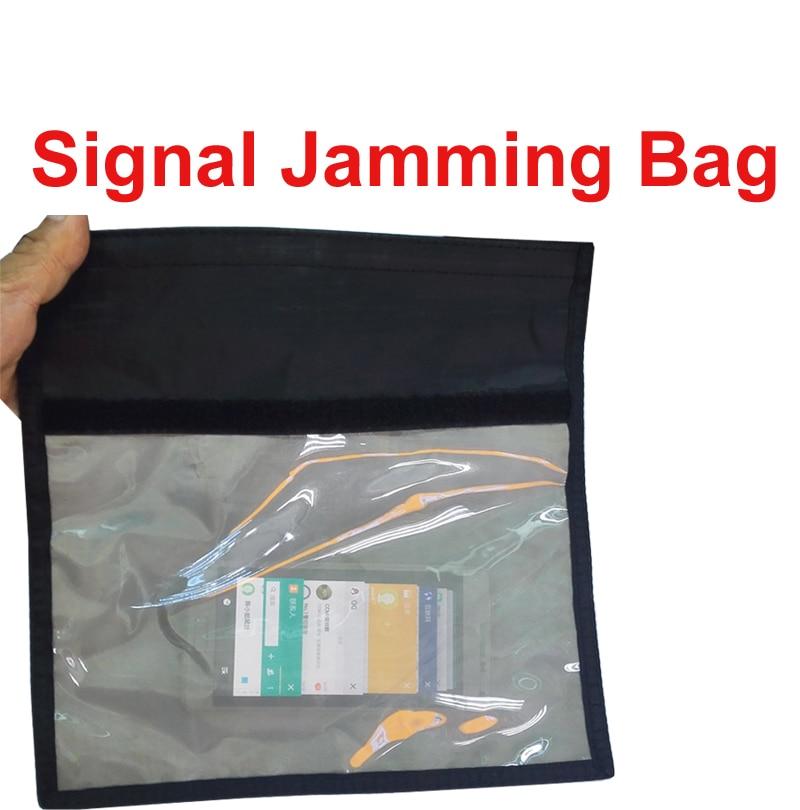Funda de tarjeta Anti-Escaneo ok para la función de 6-10 teléfonos de bolsa Anti-rastreo y bolsa aislante de señal bloqueador de radiación