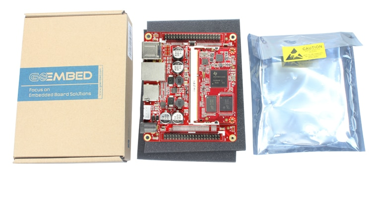 TI AM3358 industrialboard AM335x embedded linux board AM3354 BeagleboneBlack AM3352 IoTgateway POS smarthome winCE Android board enlarge