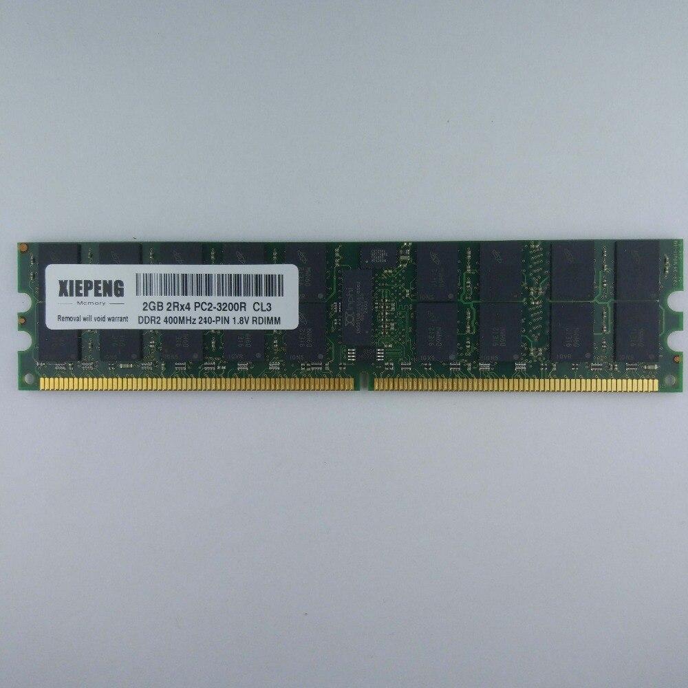 Para Dell PowerEdge 2850, 6800, 6850, 6950 16 servidor 16GB 8GB DDR2...